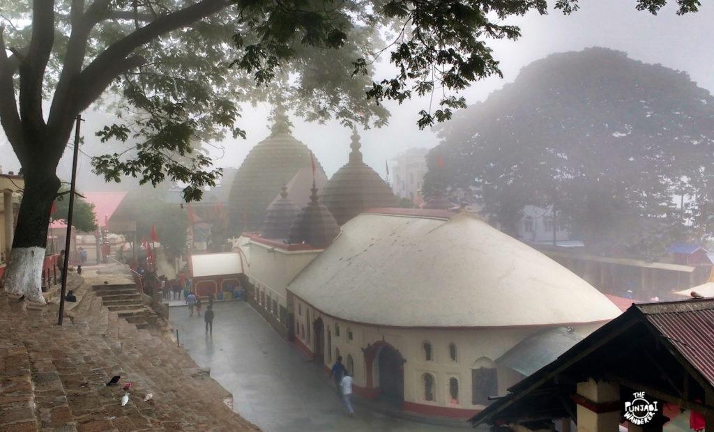 The Kamakhya Temple